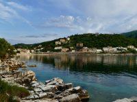 Kassiopi -Imerolia bay -Kalamionas beach -corfu -Greece
