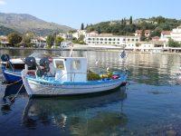 kassiopi-boat trips-speed boats-port-sailing-corfu-greece
