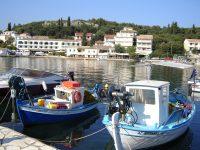 kassiopi-kerkyra -Grecia