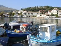 kassiopi-port-speed boats-hire-trips